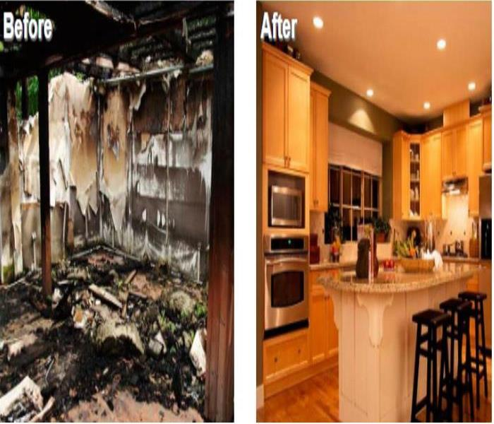Fire Damage How to clean your Home after a fire?
