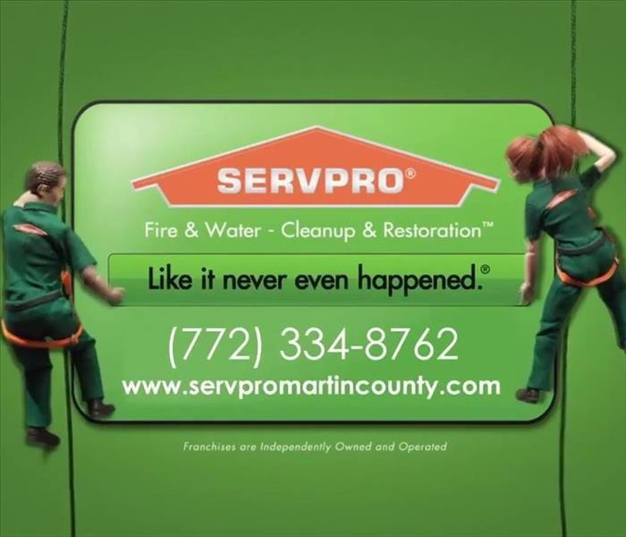 Why SERVPRO? Locally Owned and Operated