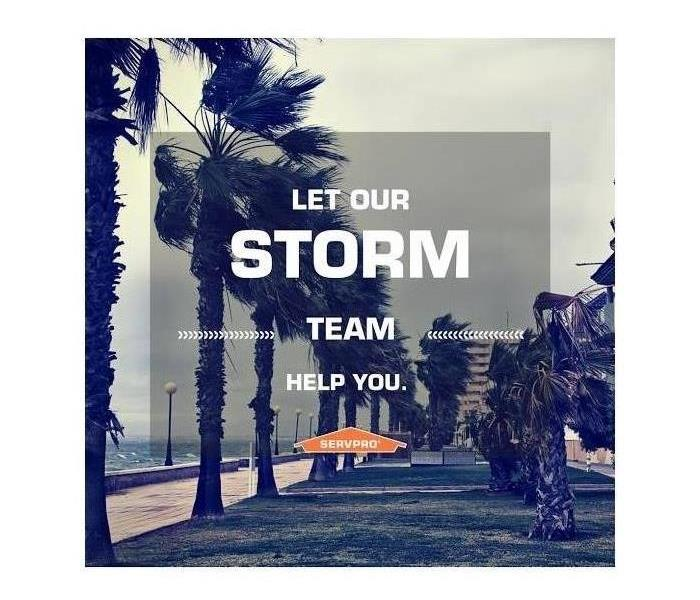Storm Damage Is your business ready to deal with heavy storms?