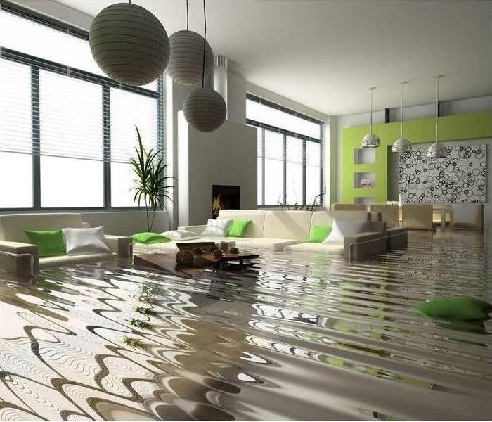 Water Damage Dealing with Water Damage