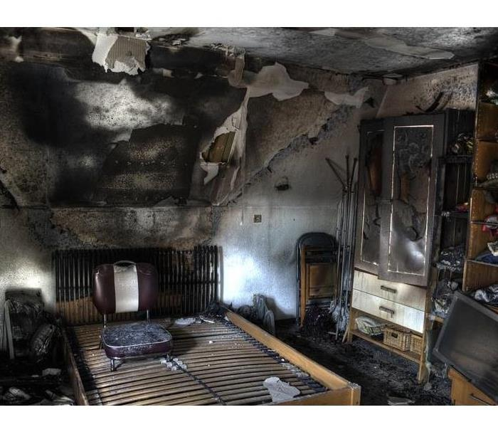 Fire Damage Cleaning Your Home After a Fire